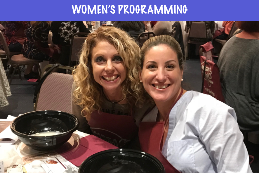 Women's Programming Information